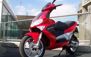 Какие права нужны на скутер — порядок получения прав