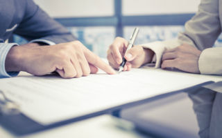 Гражданско-правовой договор с физическим лицом