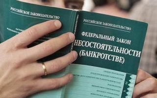 Закон о банкротстве физических лиц — условия и особенности