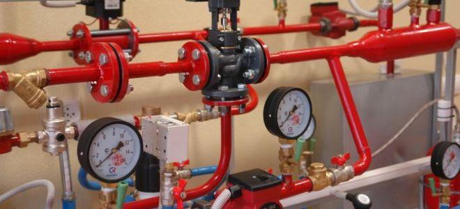 Общедомовой прибор учета тепловой энергии