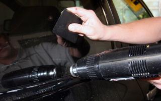 Разрешенные нормы тонировки стёкол автомобиля