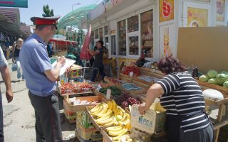 Разрешение на торговлю на улице — пошаговая инструкция