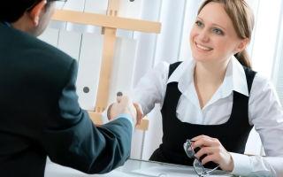 Трудовой договор ИП с продавцом: образец и содержание документа