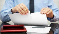 Как расторгнуть договор в одностороннем порядке — процедура расторжения