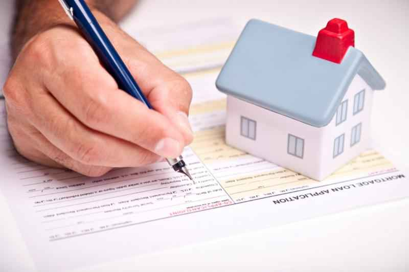 Макет дома и заполнение документов