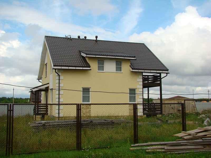 Домик на даче
