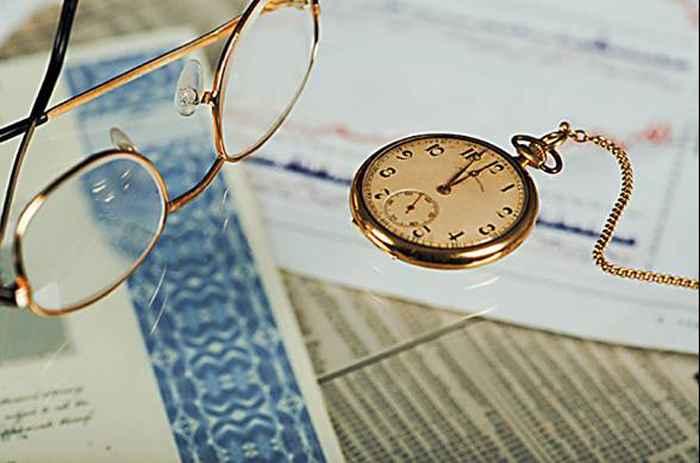 Очки и часы