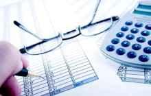 Очки, калькулятор и документы