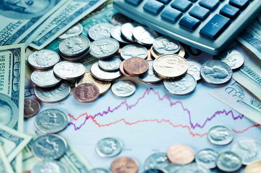 Деньги, бумаги и калькулятор