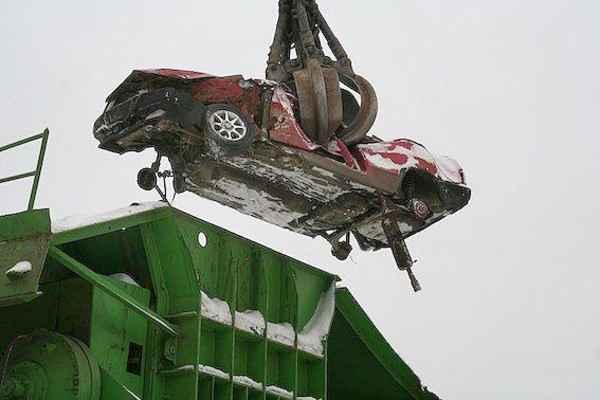 Как сдать машину на утилизацию условия сдачи