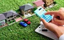 Калькулятор и макеты дома