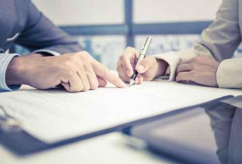 оформление гражданско-правового договора с физическим лицом