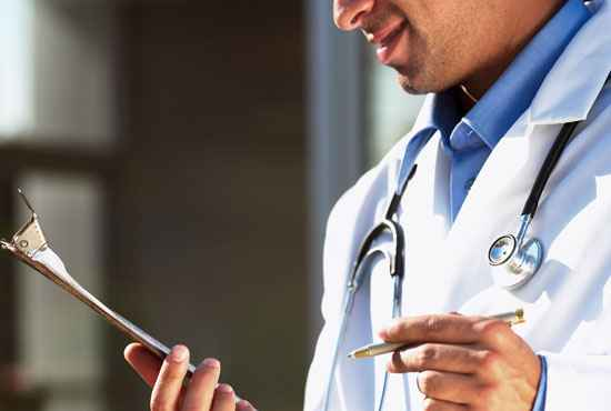 Медицинский осмотр при трудоустройстве