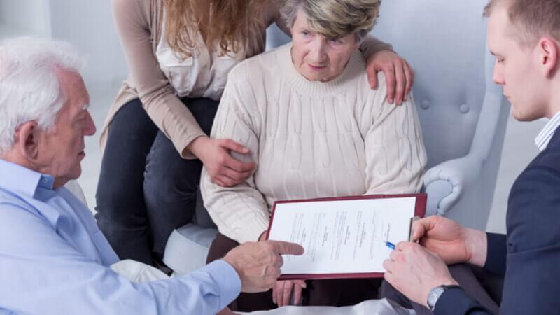 Инвалиды какой группы имеют обязательную долю в наследстве